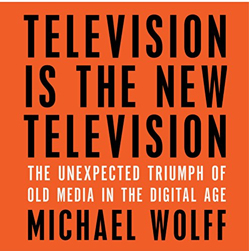 Television Is the New Television audiobook cover art