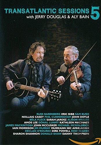 Transatlantic Sessions - Series 5 [DVD] with Jerry Douglas & Aly Bain [Reino Unido]