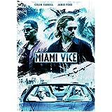 Miami Vice (2006) Acción/Thriller/Crime Movie Poster Impresión en lienzo Pintura Arte de la pared para la decoración del dormitorio de la sala de estar-50x70cm Sin marco