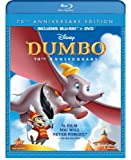 Dumbo dvd Blu-ray