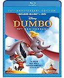 Dumbo dvd Blu-ray