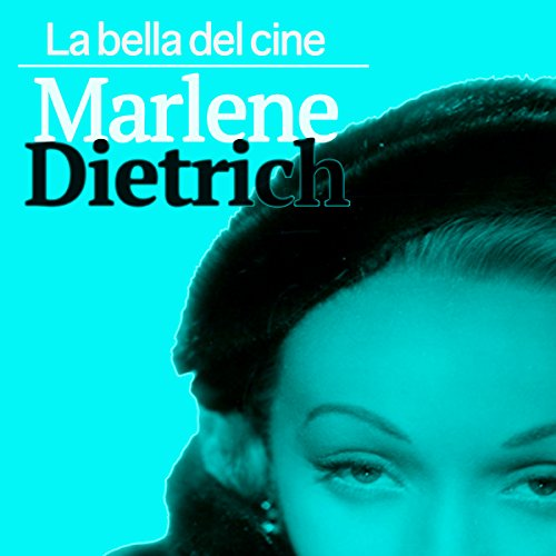 Marlene Dietrich [Spanish Edition] cover art