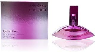 Forbidden Euphoria Women Spray by Calvin Klein, 3.4 Ounce