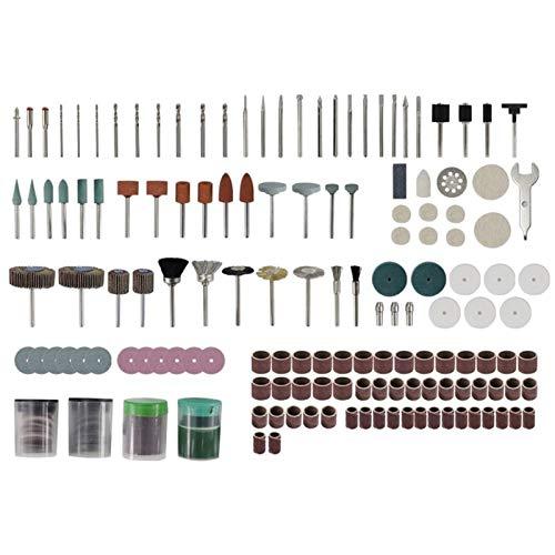 Shenyitool Drehwerkzeug-Zubehör 276PCS Schleifen Zubehör for Dremel Werkzeuge Zubehör Set Schleifwerkzeuge Werkzeug