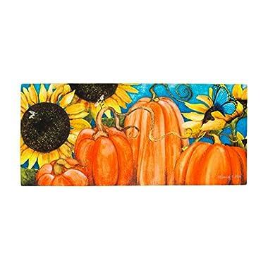 Pumpkin Sassafras Switch mat by Evergreen Enterprises