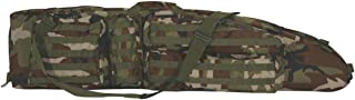 VooDoo Tactical 15-7981005000 The Ultimate Drag Bag, Woodland Camo, 51