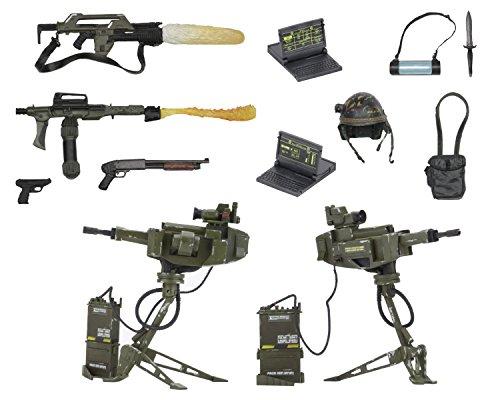 Alien Marines 51630USCM Deluxe-Waffen-Zubehör-Pack
