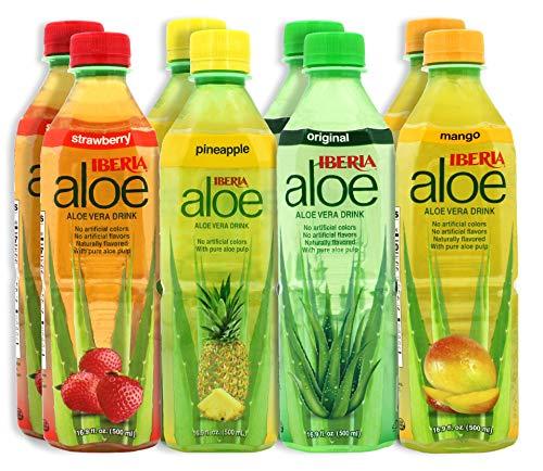 Iberia Aloe Vera Drink with Pure...
