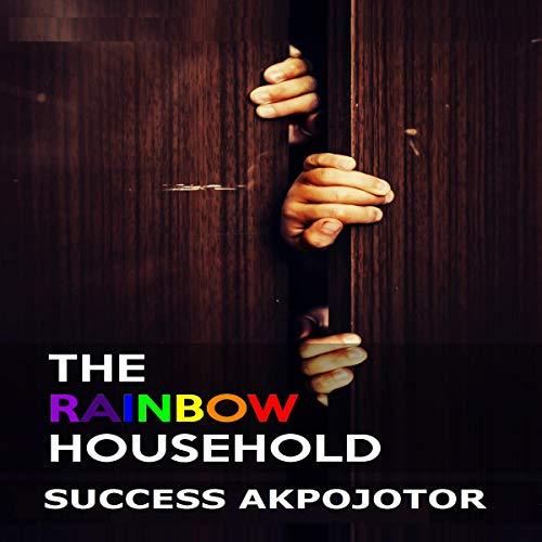 The Rainbow Household audiobook cover art