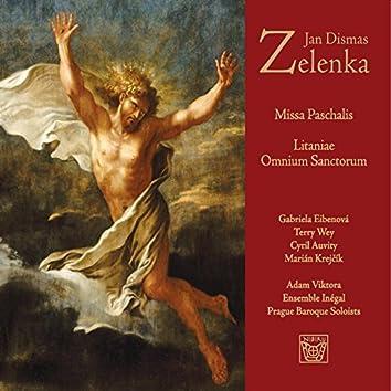Jan Dismas Zelenka: Missa Paschalis, ZWV 7 & Litaniae Omnium Sanctorum, ZWV 153