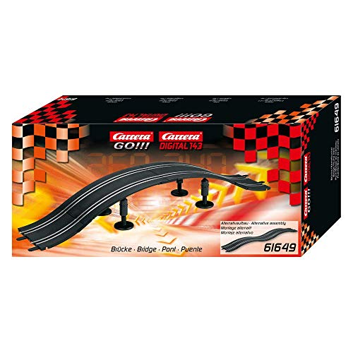 Carrera Go!!! Carrera Digital 143 - 20061649 - Véhicule Miniature et Circuit - Pièce Détachée - Pont New