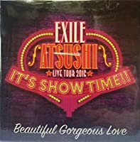 EXILE ATUSHI 2016 FC当選 限定CD ファンクラブ