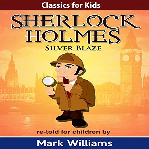 Silver Blaze audiobook cover art