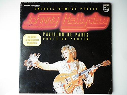 Enregistrement Public au Pavillon de Paris 2 x LP 33T 12