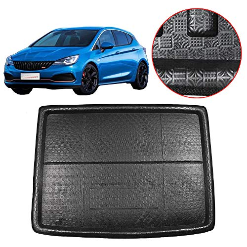 , Voor Buick Verano Hatchback Car Tail Cargo Pad Floor Carpet Tail Tray Boot Mud Kofferbak Mat 2015 2016 2017 2018