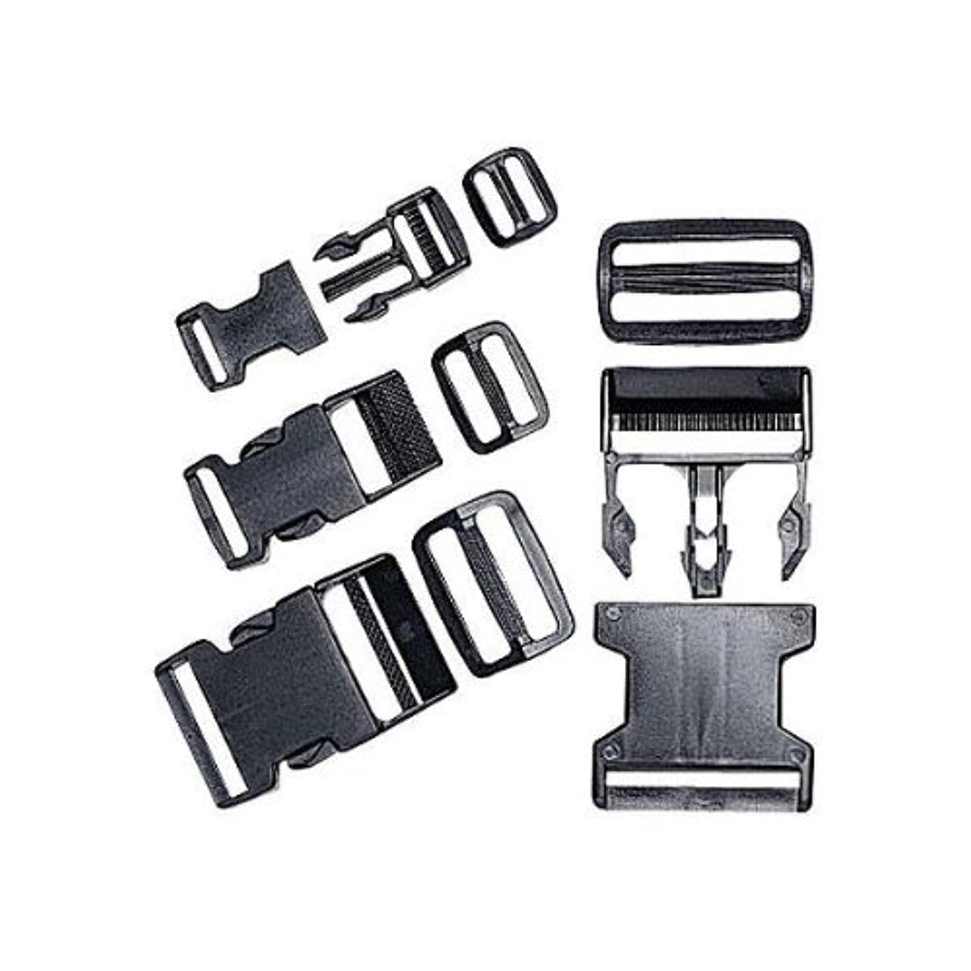 Stansport Side Release Buckle with Slider