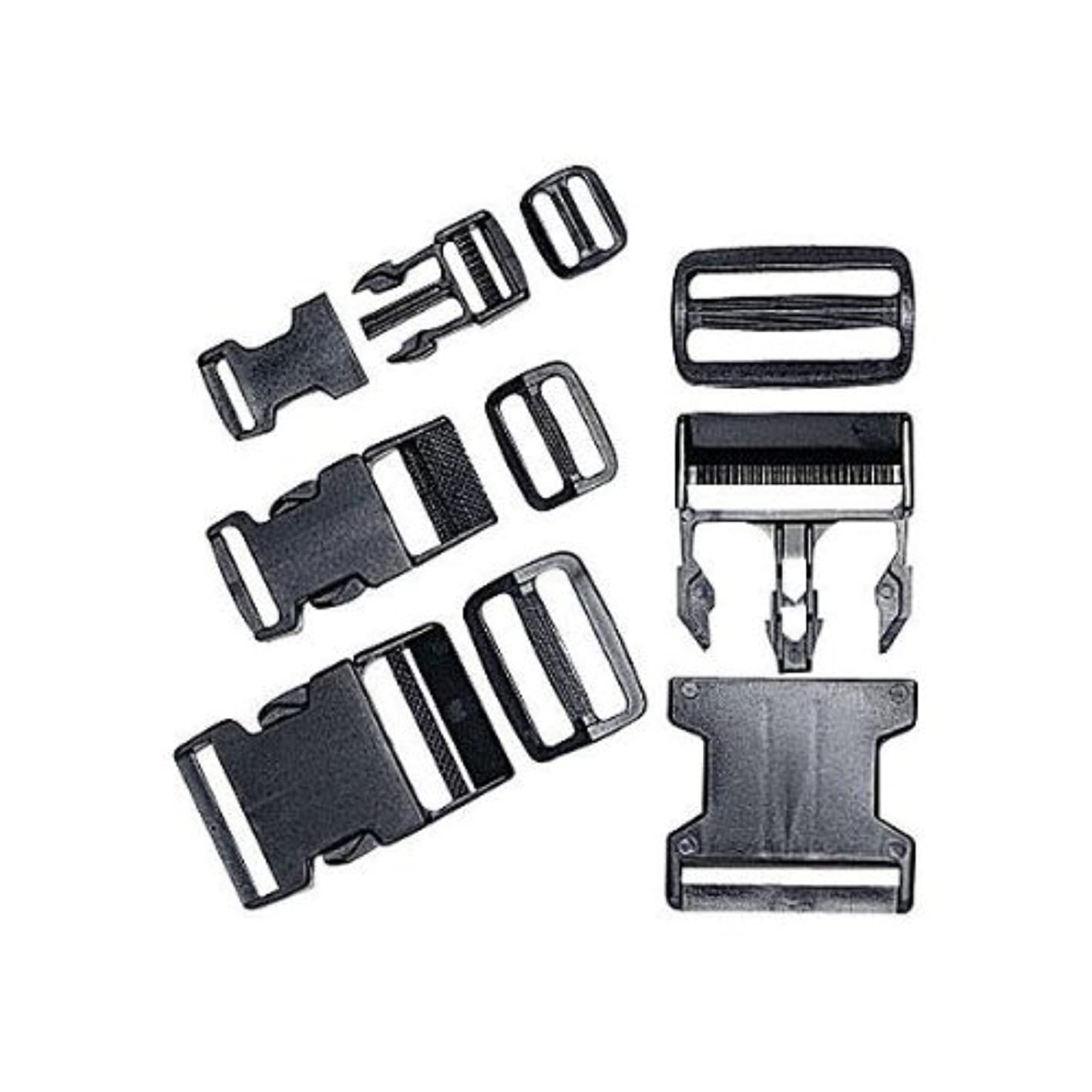 Stansport Side Release Buckle with Slider quobhewhypt177