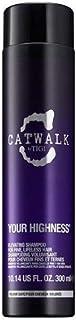 TIGI Catwalk Your Highness Elevating Shampoo by TIGI for Unisex - 10.14 oz Shampoo, 304.20000000000005 milliliters