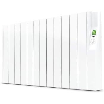 Rointe  Radiador eléctrico bajo Consumo, 1320 W, 240 V, Blanco