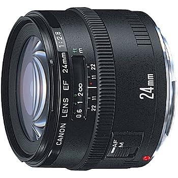 Canon 単焦点広角レンズ EF24mm F2.8 フルサイズ対応
