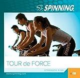Spinning® Übung Musik CD Volume 18-Tour De Force