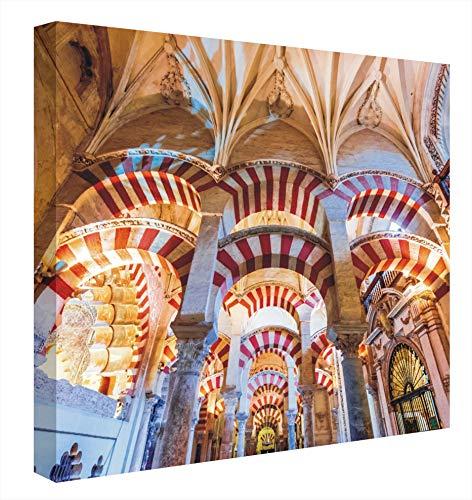 CCRETROILUMINADOS Cuadro Retroiluminado Mezquita Catedral Cordoba