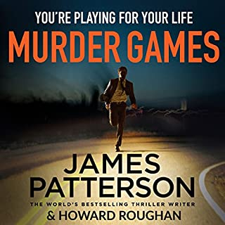 Murder Games cover art