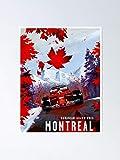 AZSTEEL Canadian Grand Prix Vintage Montreal Auto Racing
