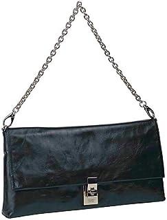 Picard Damen Leder Tasche Diaz Clutch Abendtasche Kettentasche Ledertasche hochwertiges Rindleder in Schwarz