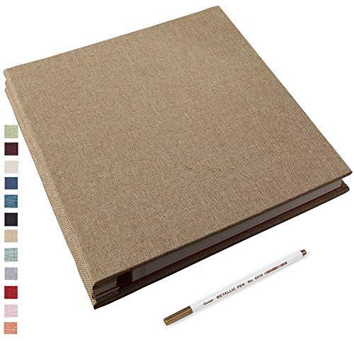 Vienrose Photo Album Self Adhesive 4x6 5x7 3x5 8.5x11 Scrapbook Magnetic Album...