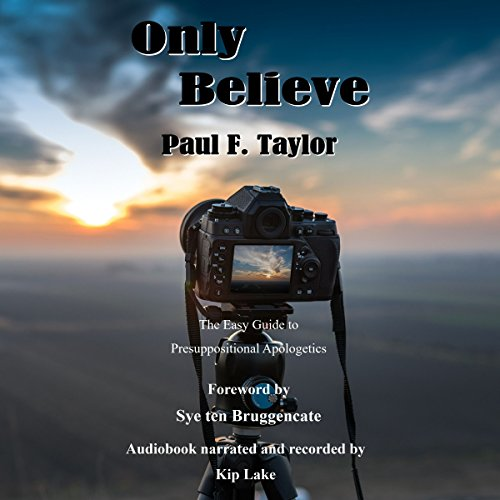 Only Believe audiobook cover art