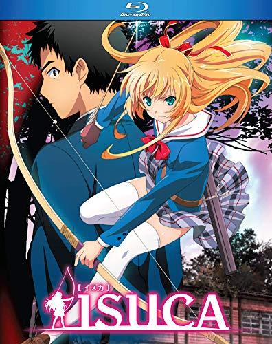 Isuca TV Series + OVA Blu-ray