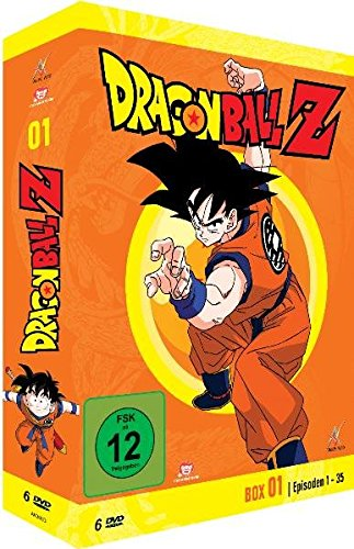 Dragonball Z - TV-Serie - Vol.1 - [DVD]