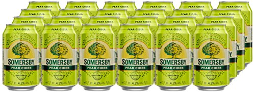 Somersby Birne Cider (24 x 0.33 l)