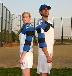 Baseball Pitcher Shoulder/Upper Arm Pro ICE Wrap (Youth & Adult Sizes)
