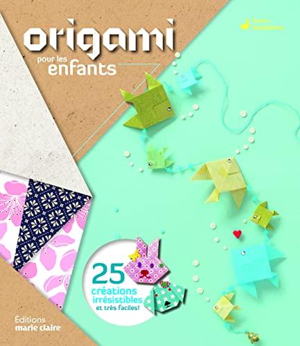 Livre origami enfant