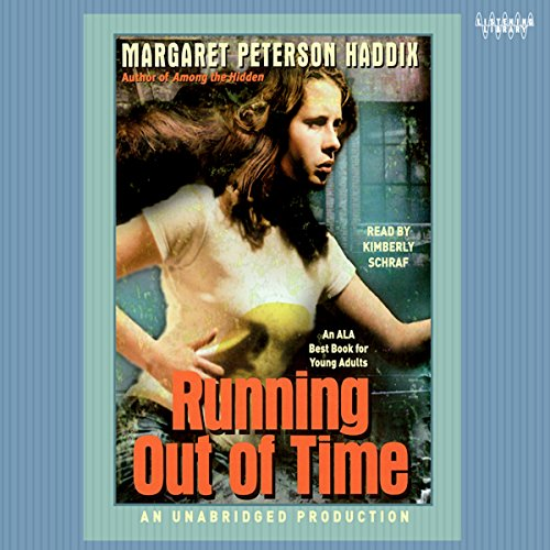 Running Out of Time audiobook cover art