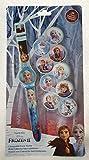 Kids Licensing |Reloj Analógico Niños | Reloj Frozen II |