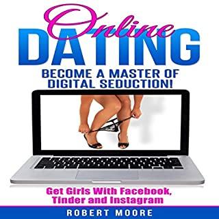 Online Dating Training audiobook cover art