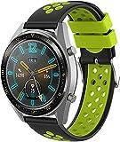 Gransho Correa de Reloj Compatible con Garmin Vivoactive 4S (40MM) /...