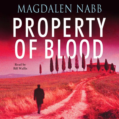 Property of Blood audiobook cover art
