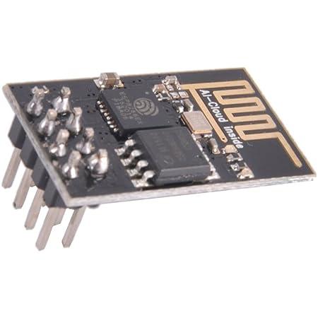 ESP8266 ESP-01 ESP-01S Serial WIFI Wireless Transceiver Receiver  LWIP AP+STA