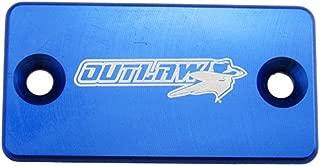 Outlaw Racing Billet Front Brake Cap (Blue)