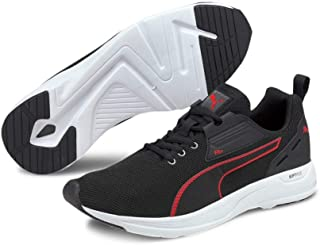 حذاء الجري كوميت 2 اف اس للرجال من بوما, (حذاء بلاك بوبي ريد من بوما), 45 EU