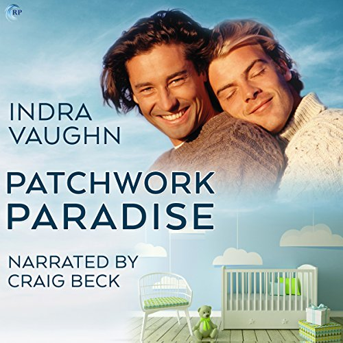 Patchwork Paradise audiobook cover art