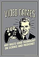 ERZAN1000ピース ジグソーパズルビデオゲーム!科学でテクノロジーを無駄にする理由減圧大人知育玩具