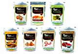 Online Quality Store face pack for glowing skin and pimples combo pack of