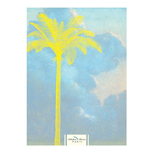 Palmes d'Or (Golden Palms): Dreaming Palms: Pastel of French Symbolist Painter Lucien Levy-Dhurmer (1865-1953)