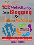 How to Make Money from Blogging & Affiliate Marketing: A Guide on How to Create & Grow a WordPress Blog from Scratch with Google AdSense & Affiliate Marketing ... (Lucrative Business Ideas Series Book 2)