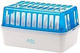 Sichler Haushaltsgeräte Luftentfeuchter: Raumentfeuchter mit 1,2 kg Granulat, bis 2,5 l, für Räume bis 50 m² (Dehumidifier)